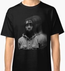 """""""Simmie"""" Faded Graphic Classic T-Shirt"""