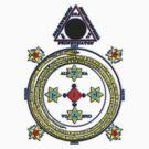 Solomon Circle Goetia by djhypnotixx