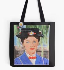Mary's Poppin out.. Tote Bag