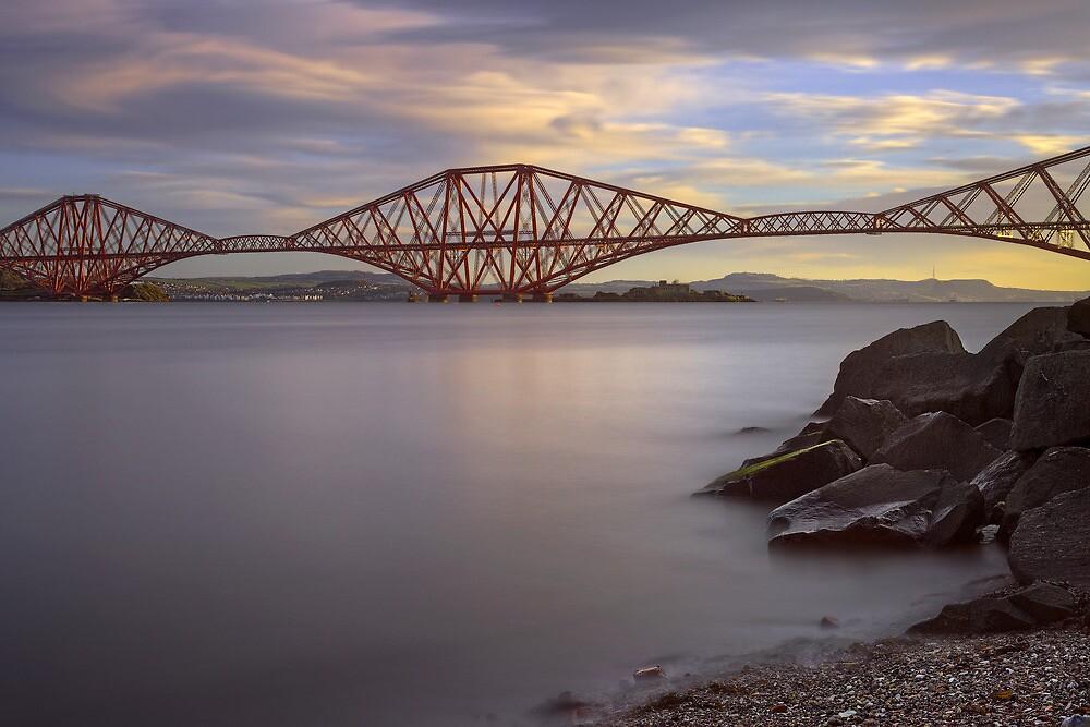 Forth Bridge (4) by Karl Williams