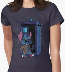 The 626th Doctor Women's Fitted T-Shirt