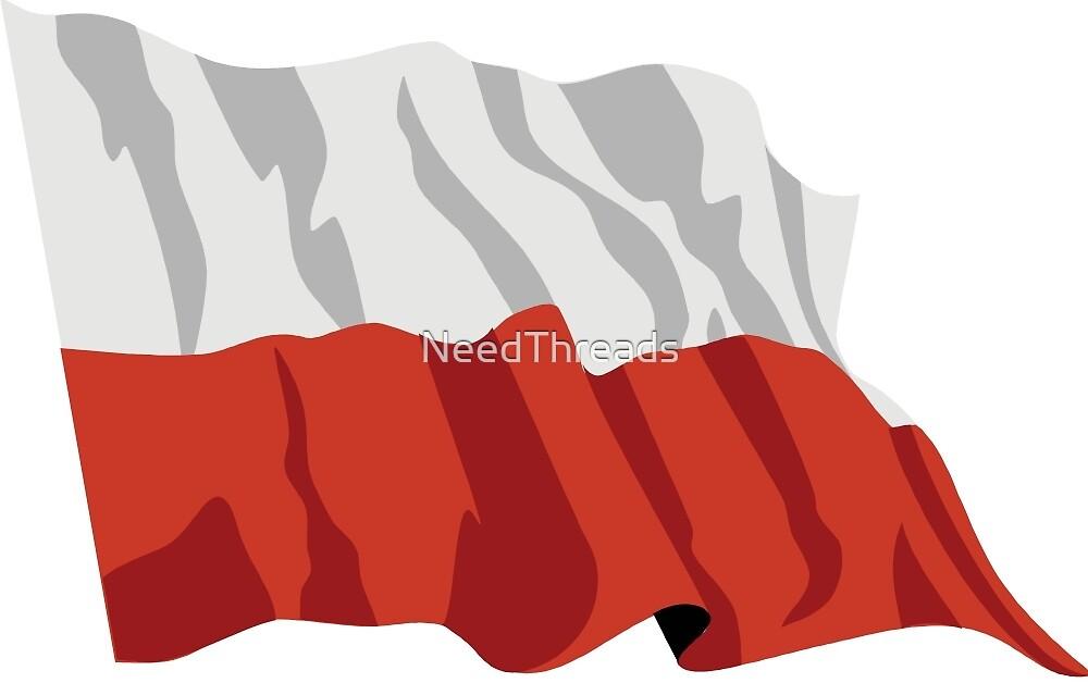 Poland Flag by NeedThreads