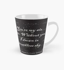 Breathless - The Premonition Series Tall Mug