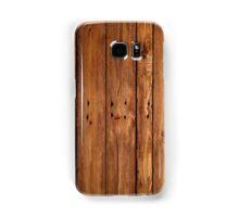 Wood Grain Phone case Samsung Galaxy Case/Skin