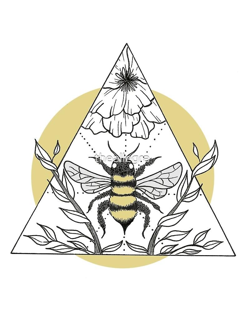 Spanish Bee by theallegra
