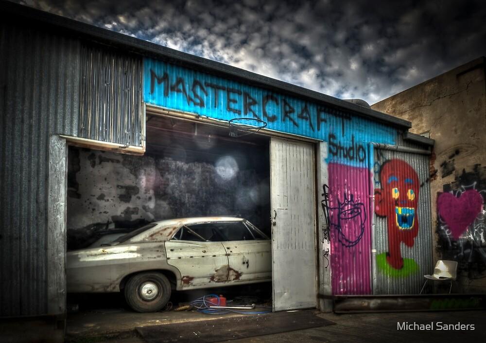 Craft Shop by Michael Sanders