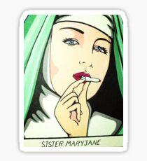 Bless Sticker