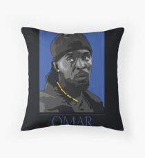 Omar  Throw Pillow