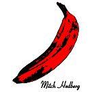 Mitch Hedberg by themonkeylab