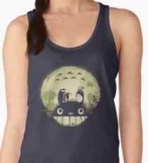 Totoro nightmare Women's Tank Top