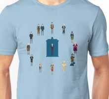 WHAT TIMELORD IS IT? Unisex T-Shirt