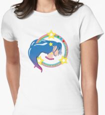 Sona Arcade Sing Star Womens Fitted T-Shirt