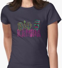 The Big Kahuna Womens Fitted T-Shirt