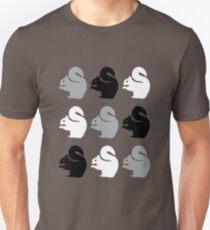 Big Squirrel Palette T-Shirt