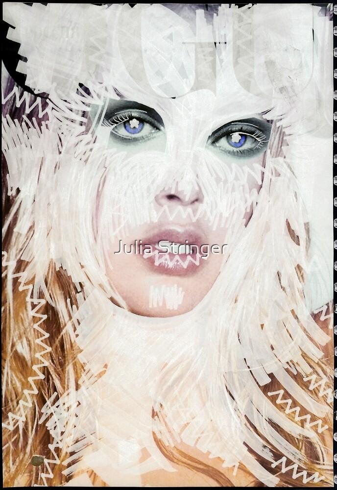 Yeti Queen by Julia Stringer