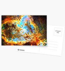 Omega [Heart And Soul Nebula] | Mathematix Postcards