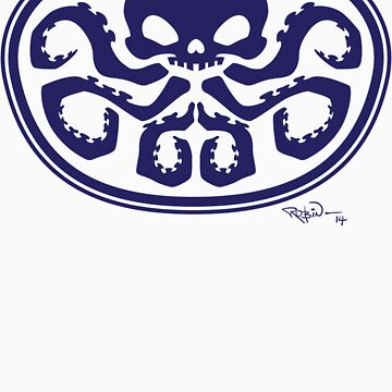 Hydra logo (boys and men) by StudioRobin