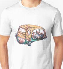 Auto Rickshaw Tuk Tuk Unisex T-Shirt