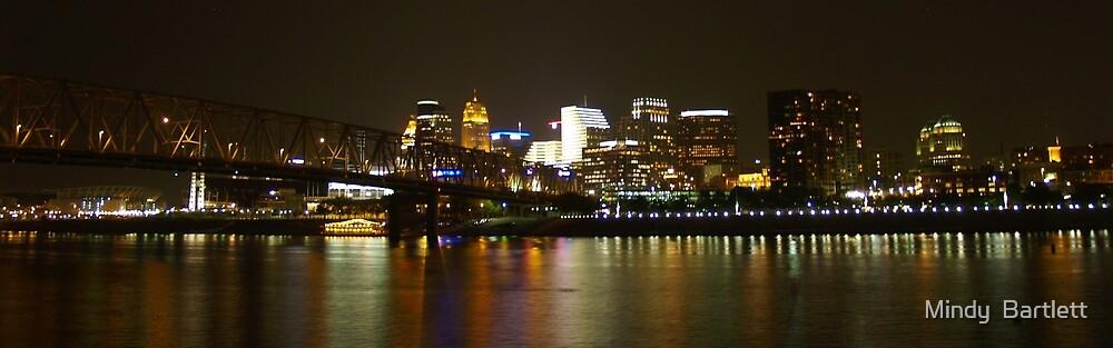 Cincinnati, Ohio by Mindy Bartlett