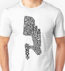 Watkins Glen Raceway Unisex T-Shirt