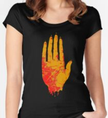 Palmistry MKII Women's Fitted Scoop T-Shirt