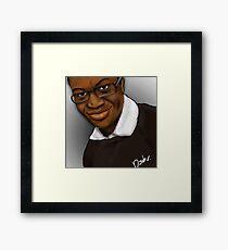 Comedy Designs Framed Print