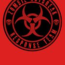 Zombie Response Team by Nate Smith