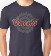 Bike Cruising Cruzin Cycling Bicycle  Unisex T-Shirt