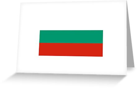 Bulgaria Flag by NeedThreads