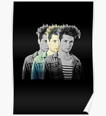 Dan Smith - Bastille Poster