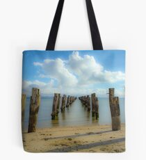 Old Jetty Tote Bag