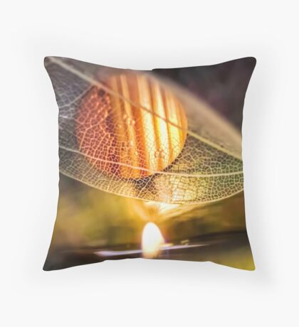 Can't Stand the Tropics Throw Pillow