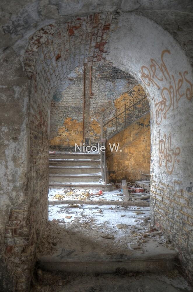 gateway to ghostland by Nicole W.
