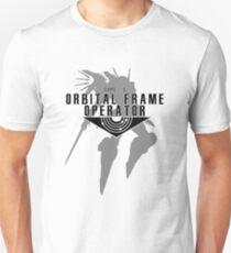 Orbital Frame Operator Unisex T-Shirt