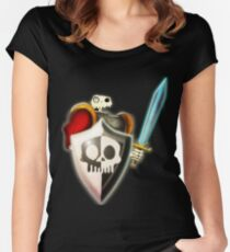 Sir Fortesque (MediEvil) Women's Fitted Scoop T-Shirt