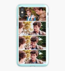 Metaphor scene from The Fault In Our Stars iPhone Case/Skin