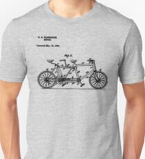 Bike Bicycle Tandem Bike Conversion Kit 1984 T-Shirt