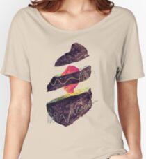Rock_rock,paper, scissors series. Women's Relaxed Fit T-Shirt