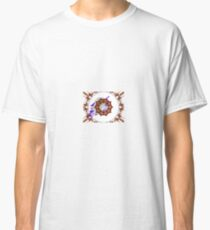 Bursting colors spatters Classic T-Shirt