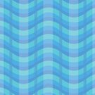 Wavy Plaid (Blue) by makoshark