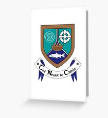 County Meath Coat of Arms Greeting Card