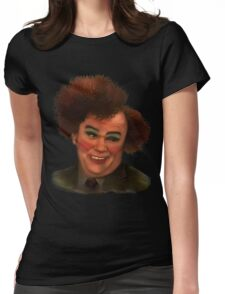 Steve brule (no background) Womens Fitted T-Shirt