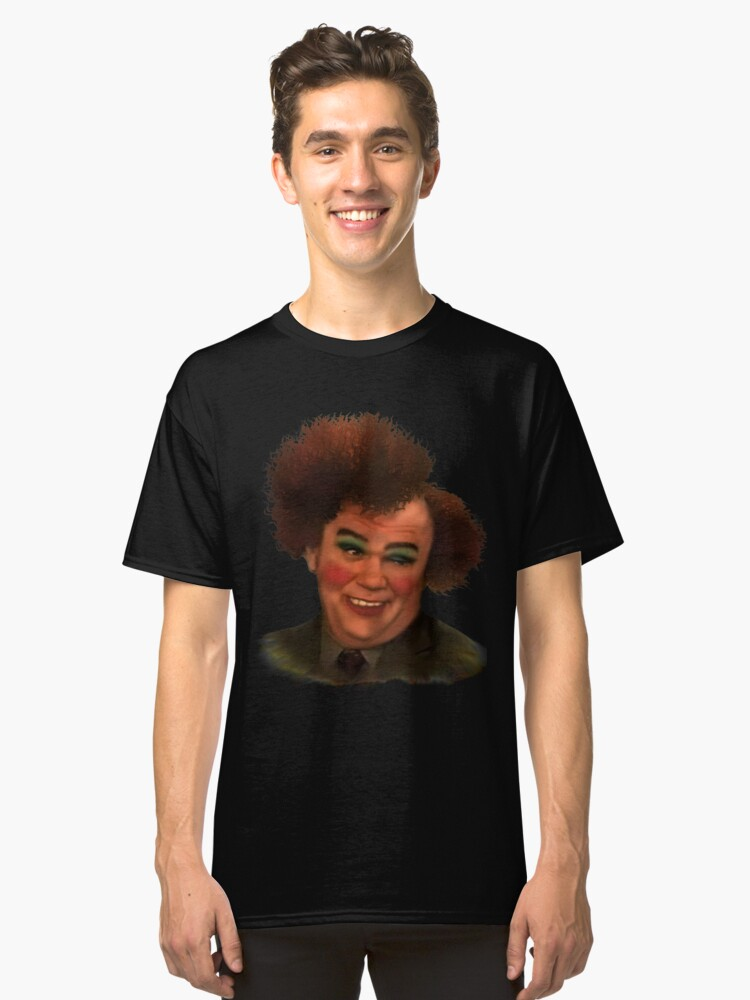 Steve brule (no background) Classic T-Shirt Front