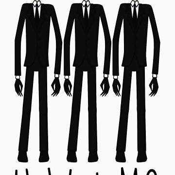 U Wot Slenderman by nicksala