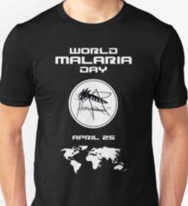World Malaria Day Unisex T-Shirt