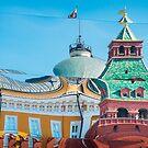 The Kremlin jigsaw by Robert Dettman