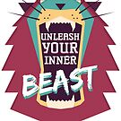 Unleash Your Inner Beast by Simon Alenius