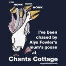 Goose top by dotmund