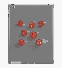 Roll for sanity (dark) iPad-Hülle & Klebefolie