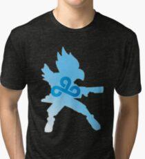 Falco Lombardi Laser C9 Tri-blend T-Shirt